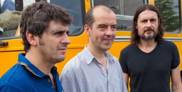 Nicolas Rousserie Trio
